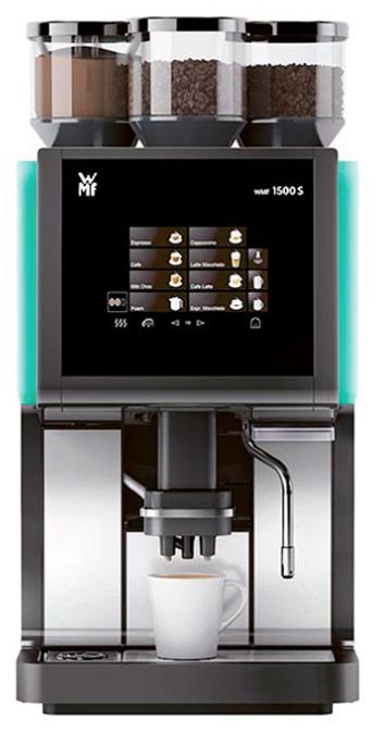 RICCO-AROMA-CAFETERA WMF 1500 S+ DYNAMIC MILK 2 MOLINOS CHOCOLATE